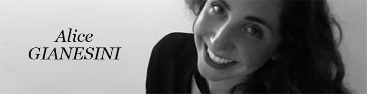 Alice Gianesini, Chargé(e) de la billetterie, de l'accueil et de la communication