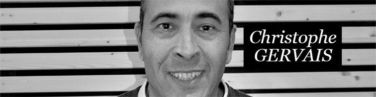 Christophe Gervais, Vice-Président à la Culture