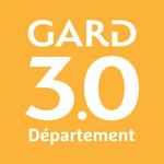 Logo du conseil départemental du gard