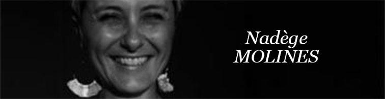 Nadege Molines Directrice de l'Ombrière, Directrice de la Culture et du Développement Local