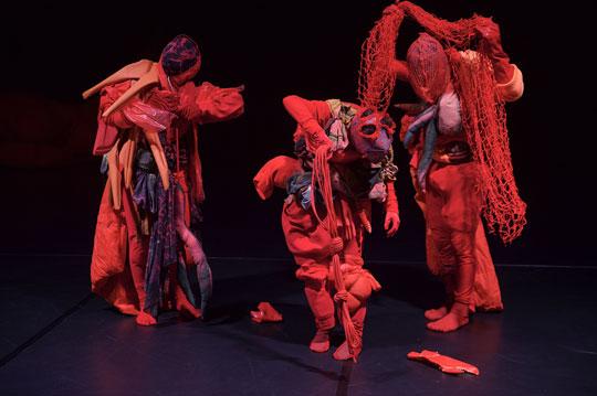 """""""Tous les yeux s'émerveillent"""", spectacle de danse à l'Ombrière"""