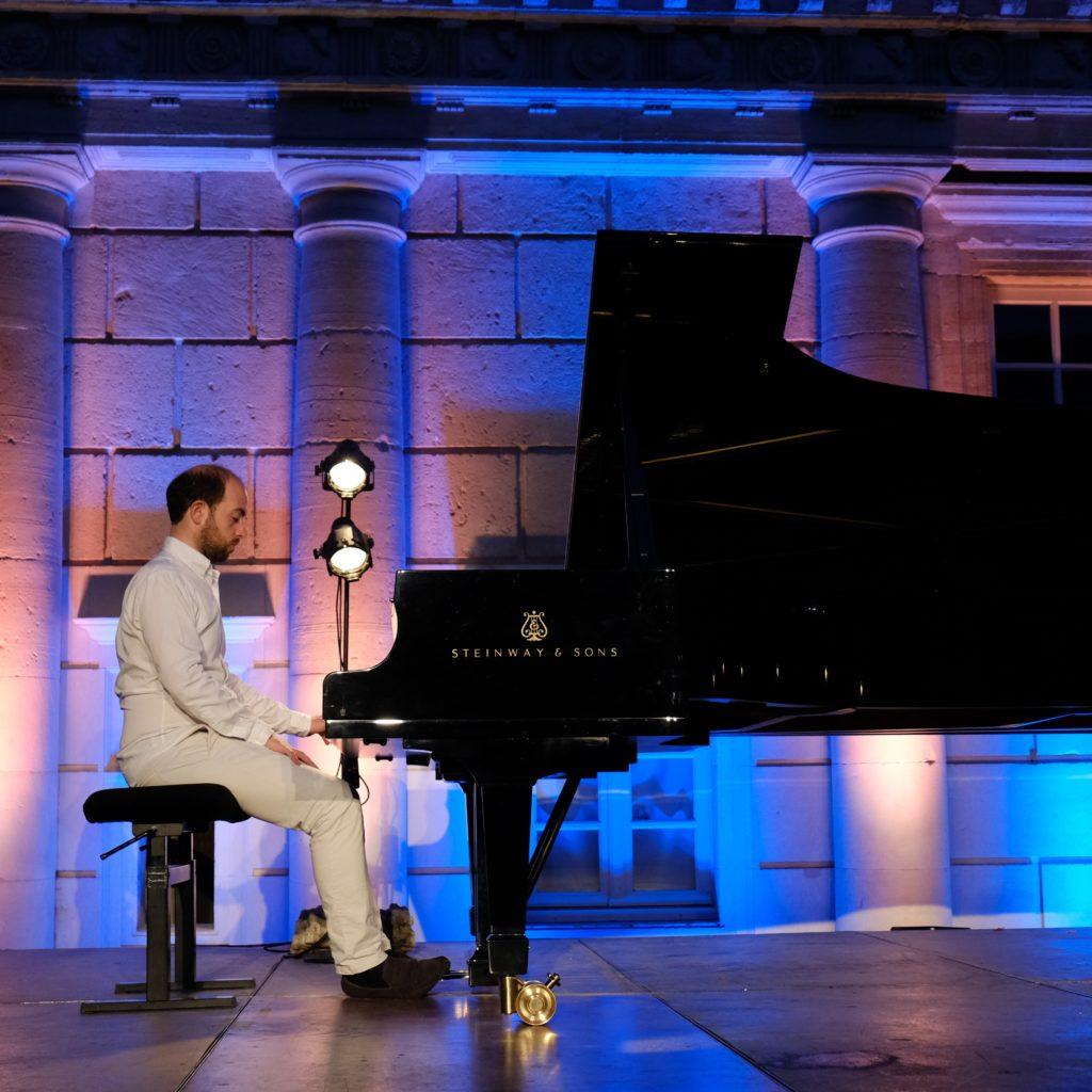 RECITAL DE PIANO A LA BOUGIE